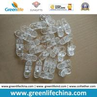 Quality PC Material Transparent Clear Big Alliagator Clips 37x13MM for sale