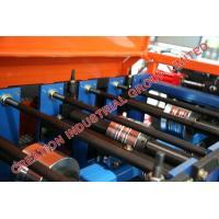 Quality Coloured Steel Downspout Manufacturing Machine, Downpipe Rollforming Production Line for sale