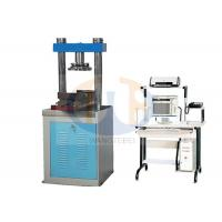 Quality Concrete Flexural Strength Testing Machine , Bending Testing Equipment for sale