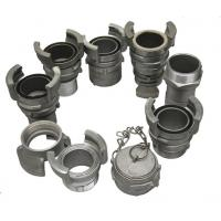 Quality Aluminium Guillemin Coupling / French Coupling With Thread ISO Approved for sale
