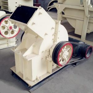 Quality Limestone 120mm - 1500mm Hammer Mill Crusher Machine for sale