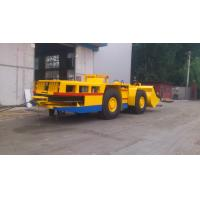 Quality Electric LHD  Underground Mining Vehicles With Rock Breaker Machine Load Haul Dump for sale