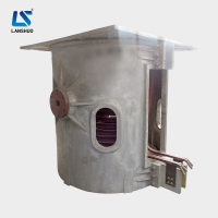 Quality 500kg Copper Iron Steel Induction Melting Machine Foundry Electric Smelting Furnace for sale