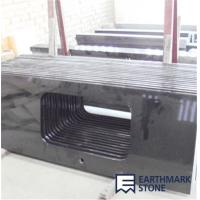 Quality Absolute Black Granite Countertops for sale