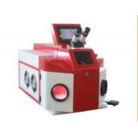 Quality 100W 80J Laser Welding Systems / Laser Soldering Machine For Jewellery for sale