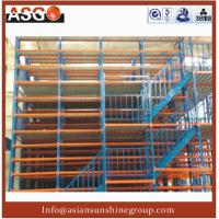 Quality Mezzanine Floor Racking manufacturers--ASG logistic Equipments-ASIAN SUNSHINE GROUP for sale