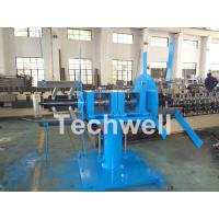 Quality Accessories Of Cold Roll Forming Machine , Manual Double Head Hydraulic Uncoiler Machine for sale