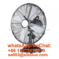 """Buy cheap Sibolux 10"""" 12""""16 inch vintage table desk fan with Aluminum blades/Ventilador from wholesalers"""