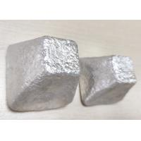 Quality Durable Deoxidizer Raw Material Aluminum Block For Steelmaking Deoxidization for sale