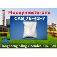 Quality Fluoxymesterone CAS 76-43-7 Pharmaceutical Raw Materials Natural Androgen Testosterone for sale