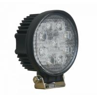 Best 27W car truck LED work lamp 4 X 4 off road ATV UTV military vechile headlight SM6272 wholesale