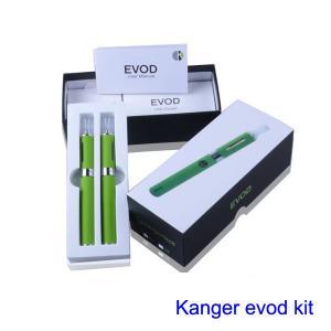 Quality Kanger Evod Starter Kit original kangertech e cigs supplier for sale