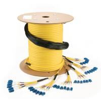 Quality 100G MTP OM4 150Mtr Channel with 3 Connections,40G MTP OM3 100Mtr Channel with 4 Connections,10G LC OM3/OS2 300Mtr Chann for sale