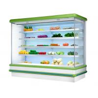 Buy cheap Commercial Open Display Refrigerator For Supermarket With Customized Size from wholesalers