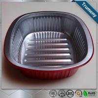 Quality Food Grade Aluminum Foil For Container / Heat Resistance For Baking for sale