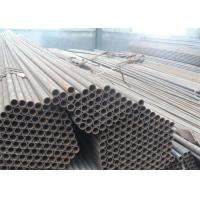 Quality Din2391 Low Carbon Steel Tube Precision 58mm Electrically Welded for sale