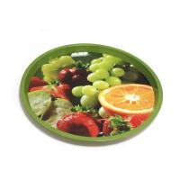 Quality Decorative metal trays for food for sale
