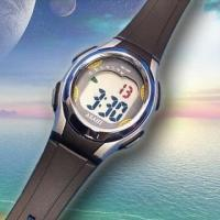 Quality Water-resistant LCD Watch with Alarm for sale