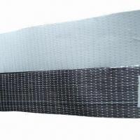 Quality Rubber Magnet with Film and Fiber Cross, Available in Various Lengths, Widths and Thicknesses for sale