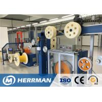 Quality Simplex And Duplex Cable Fiber Optic Cable Production Line Indoor Cable for sale