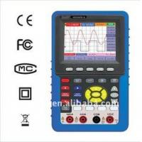 "Best 3.7"" TFT handheld digital multimeter&dual channels digital oscilloscope/(60MHz) wholesale"