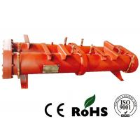China Single Circuit Sea Water Condenser , Tube Shell Heat Exchanger R22 Refrigerant on sale