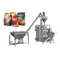 Quality Microcomputer Control 5-60 Bags / Min Powder Filling Machine for sale