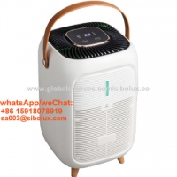 Quality 5W Portable Mini Smart UV USB Home Air Purifiers with Hand Held for Office and Home Appliances for sale