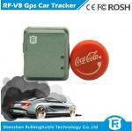 Quality Cheap coin size mini bicycle car gps vehicle tracker reachfar rf-v8 for sale