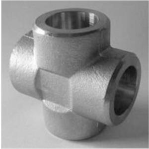 Quality ASTM B564 socket welding SW cross for sale