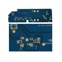Quality High Frequency Double Sided PCB Teflon Pcb Boards In Filters Combiners RF for sale