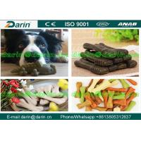 Best Various shape Mold dog food manufacturing equipment for Pet Dog Treats wholesale