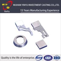 Polished Small Metal Part Casting , Investment Cast Steel Parts For Machine