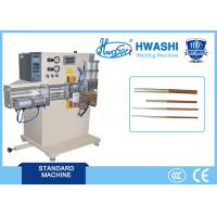 Buy cheap Copper / Aluminum Tube Butt Welding Machine Automatic HWASHI 8-10 Years Service from wholesalers
