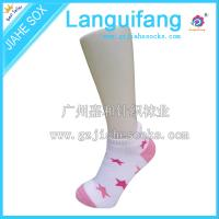 China woman cotton ankle socks,coloured woman socks,woman short socks on sale