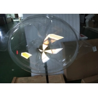 Quality Holo 50cm 8GB Resolution 512X512px 3D Holographic Projector for Advertising Fan 3D 360 holographic display for sale