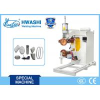 Buy cheap Stainless Steel Seam Welding Machine Automatic Welder Hwashi With One Year from wholesalers