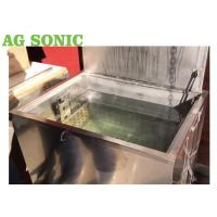 Quality Kitchen Heated Soak Tank , Utensils Washing Machine For Fast Food Outlets Soak Tanks for sale