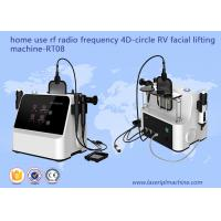 Buy cheap home use rf radio frequency 4D - circle RV facial lifting machine - rt08 from wholesalers