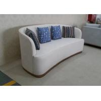 Best Modern Hotel Bedroom Furniture Fireproof Elegant Fabric Corner Sofa Easy Assemble wholesale