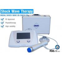 Focused / Unfocused Radial Shockwave Therapy Machine For Shoulder Calcific Tendinitis