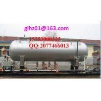 Quality Easy Operation 30M3 Mobile Lpg Filling Station for Gas Cylinder with Pump for sale