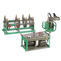 Quality hdpe pipe butt fusion welding machine SWT-V160/50H for sale