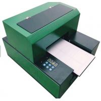 Flatbed A3 DX5 1390 Desktop Uv Flatbed Printer , Mug Ceramic Digital Printing Machine