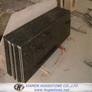 Quality China Black Granite, Black Granite Countertop for Table Tops for sale