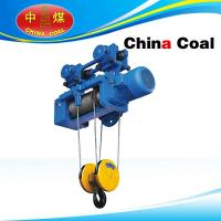 Quality Hanging wire rope electric hoist for sale