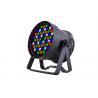 Buy cheap 54*3W indoor DMX RGBW high power stage lighting dj 54 led par can lights par 64 from wholesalers