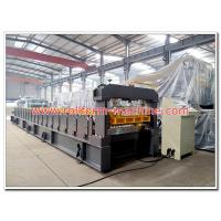 Quality Metal Colour Coated Roofing Sheet Making Machine for Rolling Max. 0.8mm Thickness Steel or Aluminum Sheets in Coils for sale