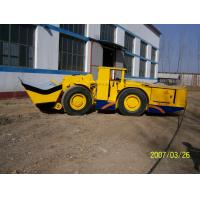 Quality 164L/min Electric underground mining equipment / load haul dumper for sale