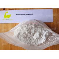 Quality Arimidex Anastrozole Powder Anti Cancer Steroids for sale